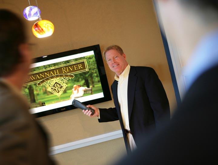 Bob Gibson, president R.J. Gibson Advertising