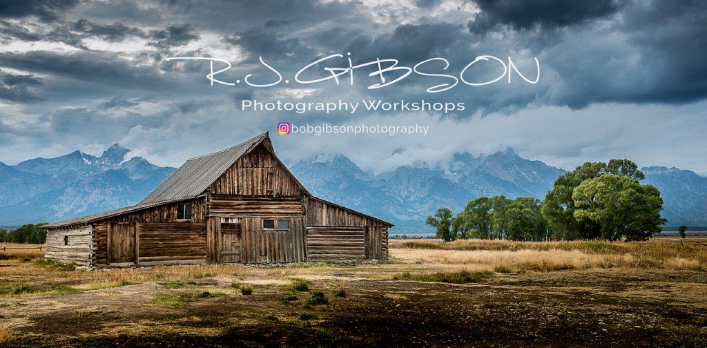 National Parks Photography Workshops